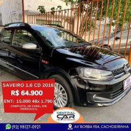 Título do anúncio: Volkswagen Saveiro Rock in Rio 1.6 Total Flex 8V CD
