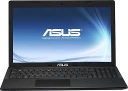 Notebook Asus quadcore X55a 4 gb de ram ,tela grande 15 polegadas ,aceito proposta