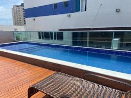 Lindo Apto 107 m² Jardim Oceania-3Qtºs S/2 suítes-Andar alto-Super ventilado.