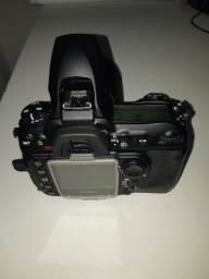 Nikon D200 + Lente Nikon 18-135 - Pouquíssimo uso - Estudo trocas