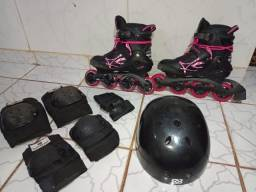 Patins Oxer In Line - ABEC 7