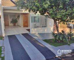 Casa com 2 dormitórios à venda, 79 m² por R$ 220.000,00 - Jardim Paris III - Maringá/PR