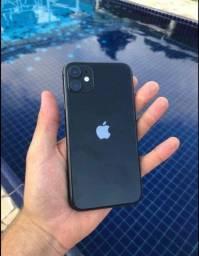iPhone 11 128gb só pega claro / chip virtual funciona todas operadoras