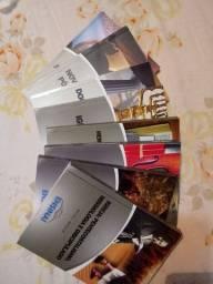 Coleção livros de teologia média
