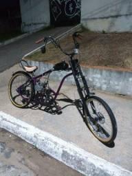 Título do anúncio: Bike motorizada cinquentinha!