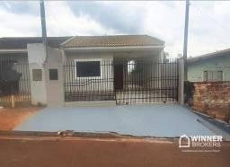 Casa com 2 dormitórios à venda, 69 m² por R$ 167.000,00 - Jardim Nova Independência - Sara