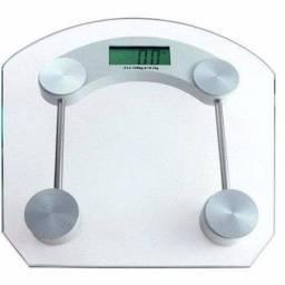 Balança Corporal - Até 180kg - Digital de Alta Precisão Suporta