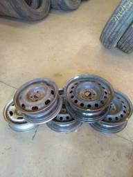 Rodas de ferro usadas