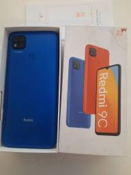 Título do anúncio: Xiaome redmi 9c muito novo