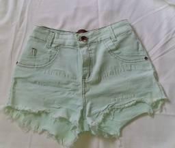 Kit com 3 shorts jeans