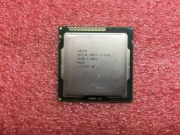 I7 para placas 1155 modelo i7 2600 com 3.4ghz / processador de 2 geração