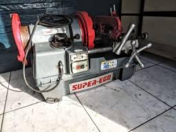 Rosqueadeira Elétrica Super Ego Profissional 1/2 - 4 Pol.