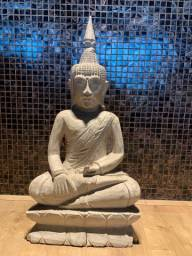 Título do anúncio: Buda de madeira original de Bali