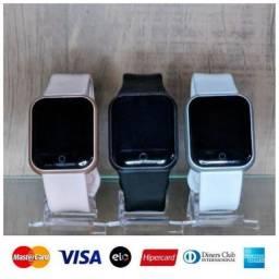 Relógio Smartwatch pro saúde apartir 69.90 leia discrição pague cartões