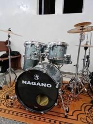 Bateria Nagano NOVA COMPLETA