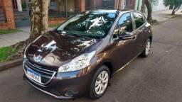 Peugeot 208 1.5 Active NOVO 2015 Completo