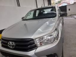 Título do anúncio: Toyota  hilux  4x4 diesel mecanica