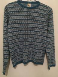 Blusões retrô/vintage