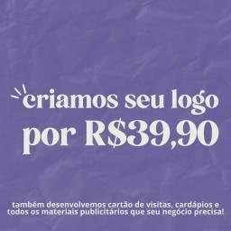 Título do anúncio: Logotipo   Logomarca   Cartão de Visitas   Cardápios e muito mais