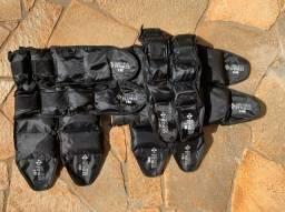 Kit de Caneleiras com 5 pares