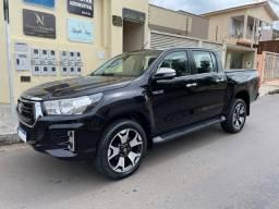 Toyota Hilux SRV Flex - Extra! Sem retoque, todas as revisões, baixa km