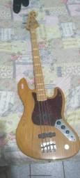 Contrabaixo Sx Jazz Bass 4 Cordas modelo Sjb75