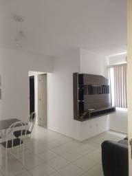 Alugo apartamento mobiliado no Condomínio Ouro Negro em Alagoinhas - Ba