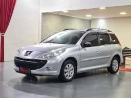 """Peugeot 207 SW XR Sport 1.4 8V FLEX 4P 2010 """"Periciado"""""""