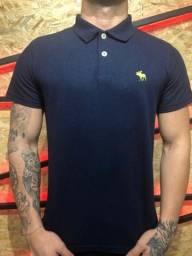 Camiseta gola polo Abercrombie