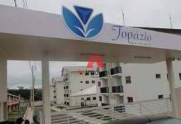 Apartamento com 2 dormitórios para alugar, 53 m² por R$ 1.100,00/mês - Topázio - Rio Branc