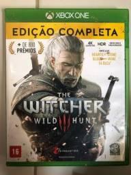 Jogo The Witcher 3: Wild hunt (edição completa)