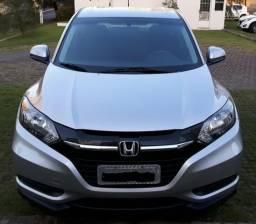 Honda Hrv 1.8 Flex Automático 7 Marchas Aceita Troca - 2016