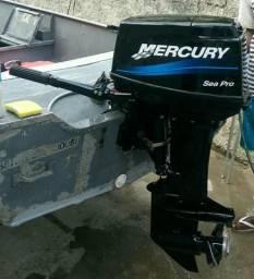 Mercury sea pro 30hp - 2016