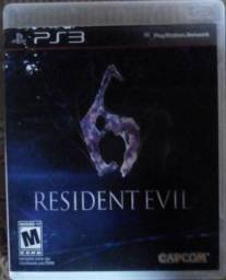 Resident Evil 5, 6 e Reveletions para PS3