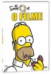 DVD Os Simpsons