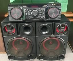 Som LG DJ RMS 1800 W