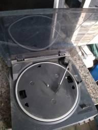 Toca disco de vinil
