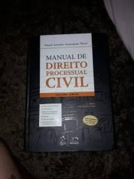 Manual de direto processual civil