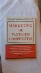 Livro Marketing de vantagem competitiva