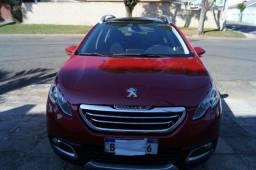 Peugeot / 2008 griffe automatico com teto - 2017