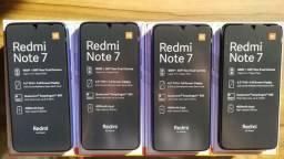 Redmi Note 7 (aceito cartão)