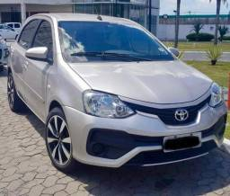 Etios Hatch Ready! 1.5 Auto (2017) - 2017