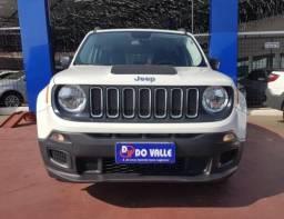 Jeep Renegade  1.8 (Aut) (Flex) FLEX AUTOMÁTICO - 2017