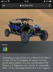 Can Am - Maverick X3 Max X Rs Turbo Rr. 2020 - 2020