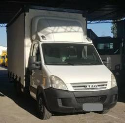 Iveco Daily 35s14 Baú Sider 2015 - 2015