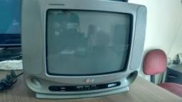 """Tv Lg convencional 14"""" com garantia"""
