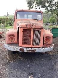 Cabine Scania 111 Jacaré