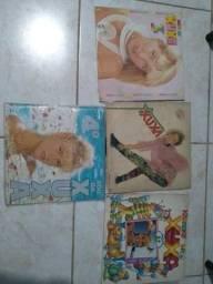 4 discos vinil Xuxa