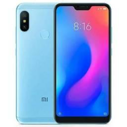 Celular Xiaomi Mi A2 128GB 6GB ram Azul