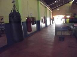 Academia de Taekwondo e Boxe